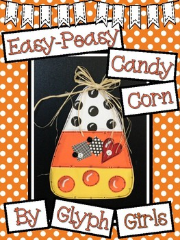 Easy-Peasy Candy Corn Craft