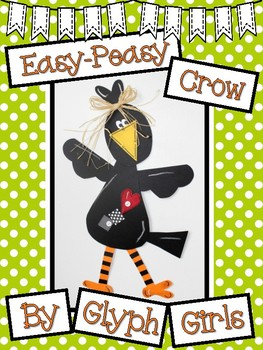 Easy-Peasy Crow Craft