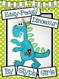 Easy-Peasy Dinosaur Craft