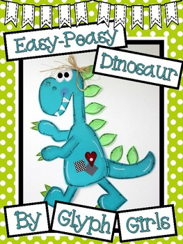 Easy-Peasy Dinosaur Craft