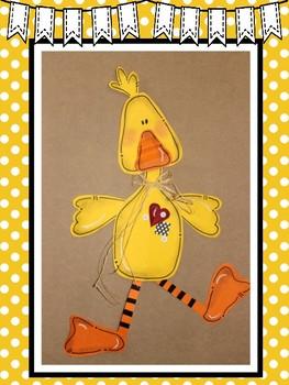 Easy-Peasy Duck Craft