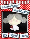 Easy-Peasy George Washington Craft