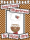 Easy-Peasy Gingerbread Craft