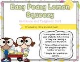 Easy Peasy Lemon Squeezy Sentence and Fragment Sort