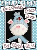 Easy-Peasy Polar Bear Craft