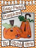 Easy-Peasy Pumpkins Craft
