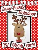Easy-Peasy Reindeer Craft