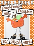 Easy-Peasy Silly Pumpkins Craft