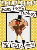 Easy-Peasy Turkey Craft