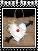 Easy-Peasy Valentine Heart Craft