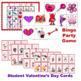 Easy Peasy Valentine's Day Print & Party Pack - Bingo, Games, Valentine Cards