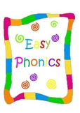 Easy Phonics for Kinder and Grade 1