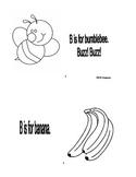 Easy Phonogram Reader : My B Book