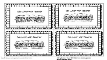 Easy Photo Copying - Classroom Reward Coupons!  Easy!  Fun!