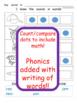 Segmenting Worksheets Easy Prep Phonemic Awareness