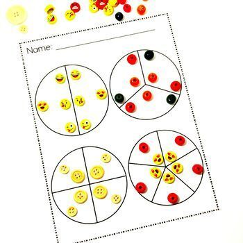 Easy Print and Prep Kindergarten Math Centers: Symmetry! Endlessly Growing