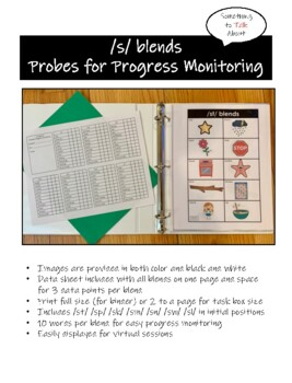 Easy Probes and Data Sheets for /st/ /sp/ and /sk/ - Speec