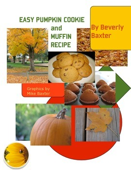 Easy Pumpkin Cookie and Muffin Recipe