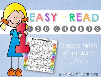 Easy-Read 120 Charts