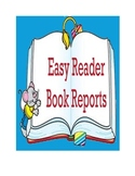 Easy Reader Book Reports