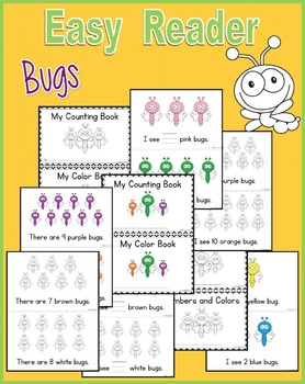 #spedgivesthanks Easy Reader Bugs