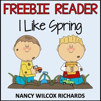 Leveled Reader FREEBIE: I Like Spring (Level 1 Sample, K-1)