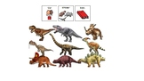 Easy Reader Nonfiction- Dinosaurs
