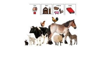Easy Reader Nonfiction- Farm Animals