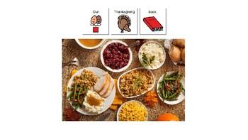 Easy Reader Nonfiction- Thanksgiving