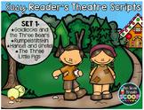 Easy Reader Reader's Theatre Fairy Tale Scripts for Primar