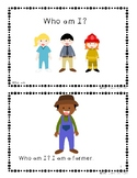 Easy Reader Series book 2: Who Am I? (Community Helpers theme)