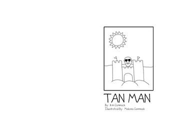 """Easy Reader """"Tan Man"""""""