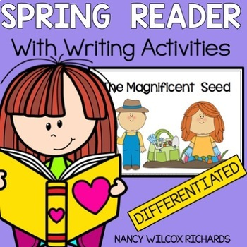 Easy Reader: The Magnificent Seed (3 Different Reading Levels)