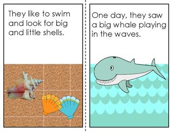 Easy Reader:  The Mermaid Friends