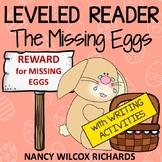 Leveled Reader for Easter: The Missing Eggs (3 Levels; K-2)