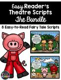 Easy Reader's Theatre Fairy Tale Scripts BUNDLE