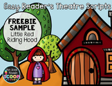Easy Reader's Theatre Fairy Tale Scripts FREEBIE