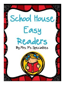 Easy Readers: Back to School
