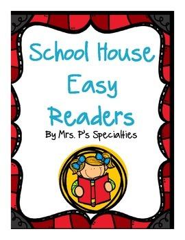 Easy Readers: Back to School