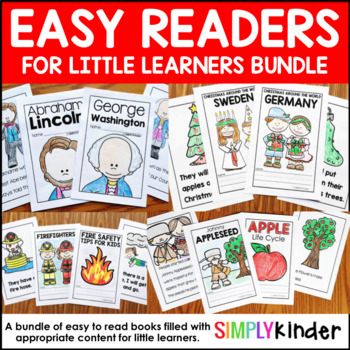Easy Readers for Little Learners