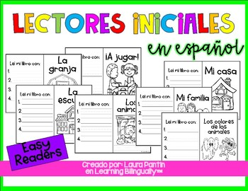 Easy Readers in Spanish