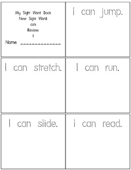 Easy Readers/Sight Words Books