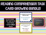 Easy Reading Comprehension Growing Bundle #springsavings