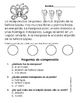 Easy Reading Comprehension Passages- Spanish (Primavera- Spring)