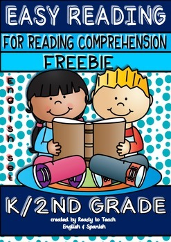 Easy Reading for Reading Comprehension in English - Free Set