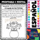 Easy Reading for Reading Comprehension in Spanish - March Set