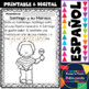Easy Reading for Reading Comprehension in Spanish - May Set