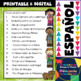 Easy Reading for Reading Comprehension in Spanish - Nature