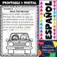 Easy Reading for Reading Comprehension in Spanish - Road Trip