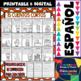 Easy Reading for Reading Comprehension in Spanish - September Set